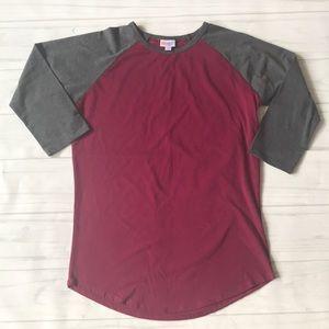 Lularoe women's medium Randy shirt